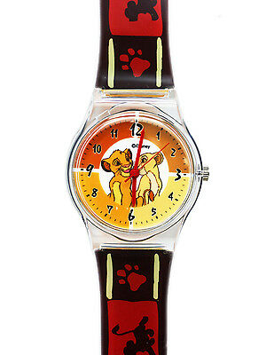 Brand New Disney Lion King ~ SIMBA wrist Watch