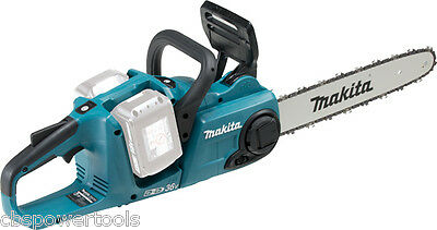 Makita DUC353Z 18V CHAINSAW 350MM BL LXT body only