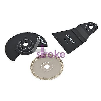 General Purpose Cutting Accessory Kit 3Pce