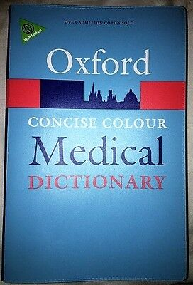 OXFORD Concise Colour MEDICAL DICTIONARY