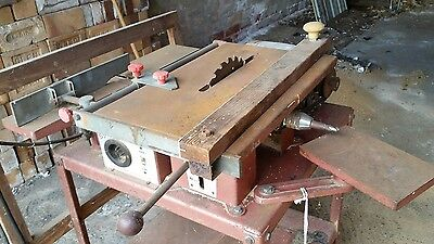 old style 3 in 1 circular saw bench
