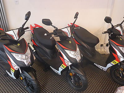 IMOLA RS 50cc 2017 - 66 Plate scooter moped speedfight aerox zip