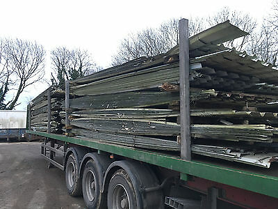 Single Skinned Box Profile Roofing Sheets