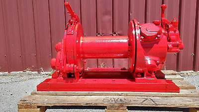 Air Winch 1t Toku TAW1000