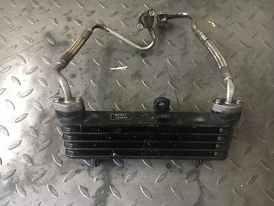 Triumph Speed Triple 1050 2013 Oil Cooler And Pipes Oem