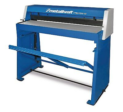 Treadle guillotine FTBS 1050-10 Metallkraft special offer £1,295 + v.a.t.