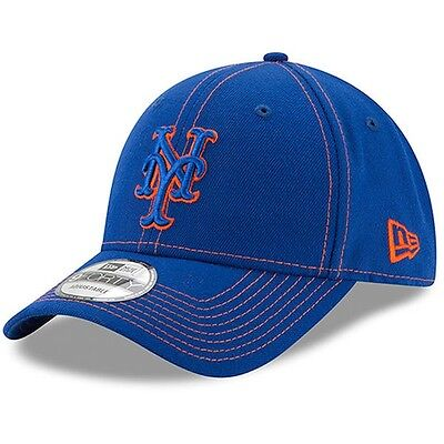 New York Mets New Era 9Forty The League Classic Adjustable Cap -Royal