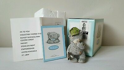 Me to You Bear Figurine 'It's no Mystery I Love You' 40023 w/BOX Never Displayed