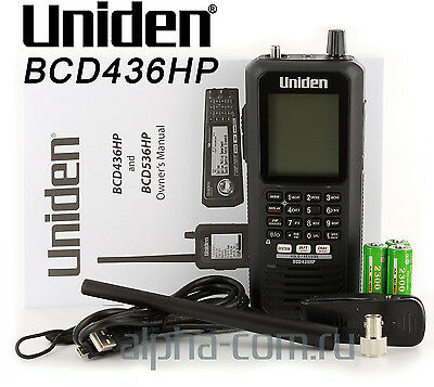Uniden Bcd436Hp With Dmr Upgrade