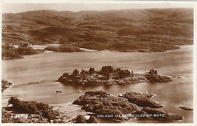 Caladh Island, KYLES OF BUTE, Island of Bute RP