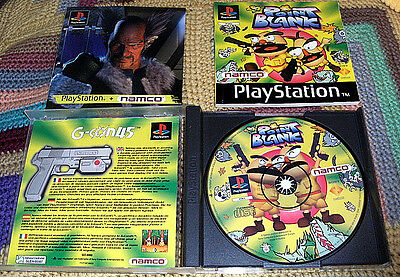 Ps1 Ps2 Ps3 Game Point Blank Complete Game In Vgc