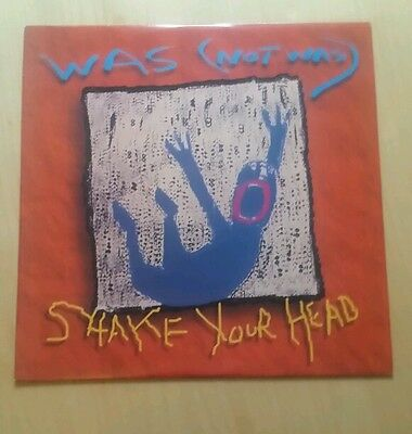 Was Not Was Shake Your Head 12Inch Vinyl Single