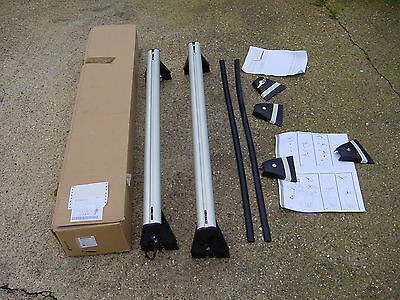 NEW Genuine Vauxhall ASTRA H 2004 - 2010 Mk5 Roof Bars Rack 93199013