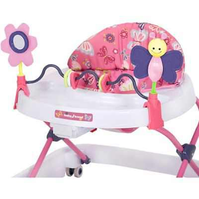 Baby Trend Walker Emily pink activity toy Development Learning Assistant Babies