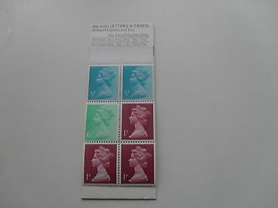 Gb Qe11 1976-2000 Booklet Of Stamps Mint  Mnh