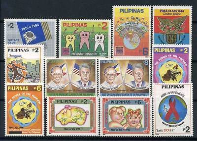17-02-05431 - Philippines 1994 Sass.  - MNH 100% Culture