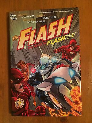 The Flash, The Road to Flashpoint Hardcover