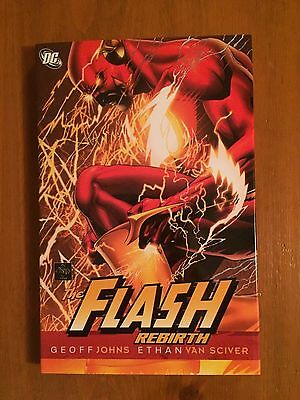 The Flash, Rebirth Hardcover