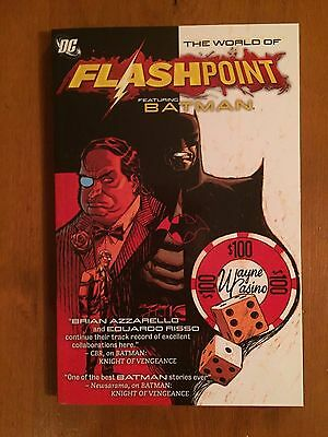 World of Flashpoint: Batman TPB