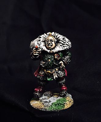 GW Specialist Games Inquisitor Miniatures: Crime Lord Model 54mm Scale