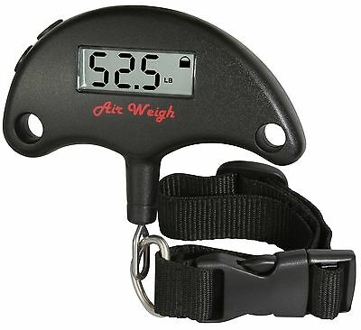 Measurement Limited Air Weigh LS-300 Portable Digital Luggage Scale