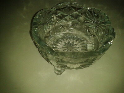 Sugar Bowl In Glass