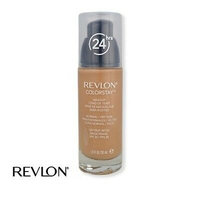 REVLON Colorstay Makeup - Normal / Dry Skin - 320 True Beige SPF 20 - 30ml