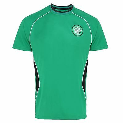 Personalised Official Glasgow Celtic Mens T-Shirts Tops Football Team Fan Club