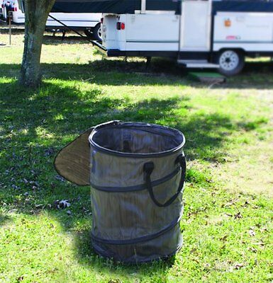 Camco 42893 RV Collapsible Container, 18-Inch x 24-Inch