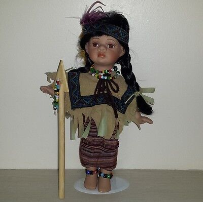 "A Job Lot of 24 Vanity Fair 11"" Indian Doll"