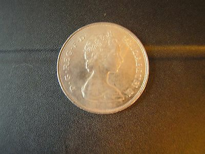 Commerative coin Queen Elizabeth the Queen Mother 80th birthday August the 4th
