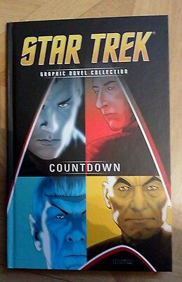 Star Trek - Countdown - Graphic Novel collection issue 1