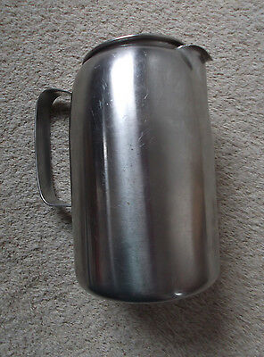 Vintage Old Hall Stainless Steel Coffee Pot from 1970's