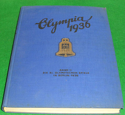 Olympia 1936 Band 2