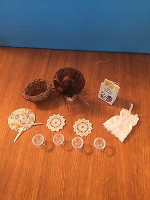 1/12Th Scale Dolls House Collection Of Accessories
