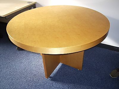Gordon Russell Maple office table