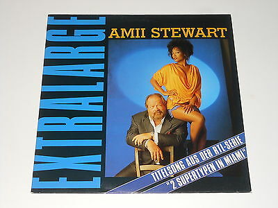 """Bud Spencer - Titelsong - 2 Supertypen In Miami - 12"""" Maxi - Amii Stewart"""