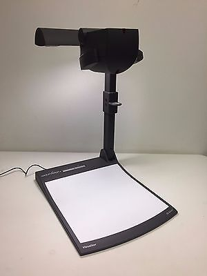 WolfVision VZ-8Plus3 HD Portable Visualizer/Visual Presenter/Document Camera