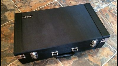 Harmonica Player's Briefcase