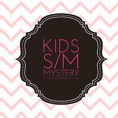 Nwt Lularoe Kids S/m Legging Mystery Sale Prints And Solids