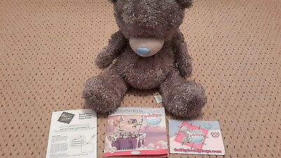 Tatty teddy story time interactive bear