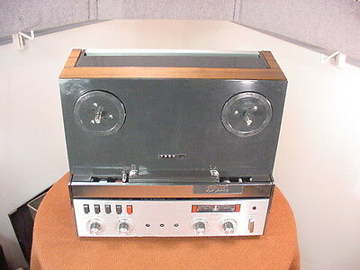 Vintage Revox A77 Reel to Reel Recorder Player AS-IS