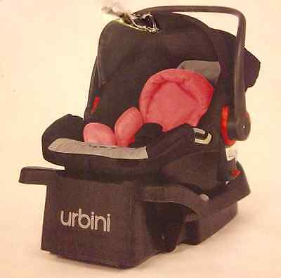 Urbini Petal Pink Infant Car Seat