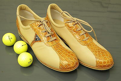 Golfschuhe Damen W. GENUIN NEU gr. 39,5- womens golf shoes US: 8,75  279€ ü440