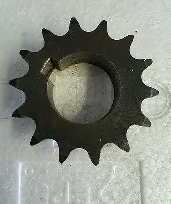 "Martin 50B14  1 1/2""   Bore single chain sprocket 14 teeth"