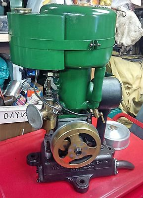 Villiers WXII Water Cooled LZH 1926 Vintage Stationary Engine Aerograph 2-Stroke