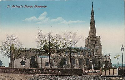 St. Andrew's Church, Chesterton, Nr BICESTER, Oxfordshire