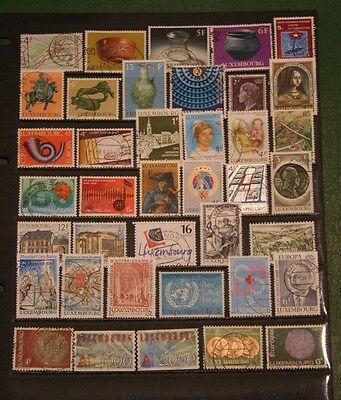 Luxembourg - Fine Used Selection