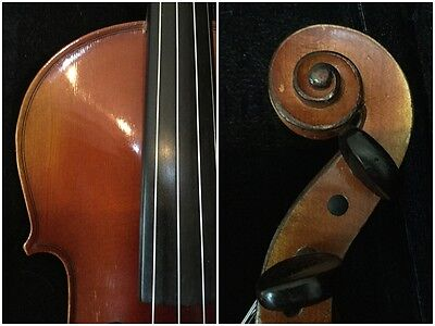 FINE FRENCH JTL Violin AMATI III ca 1910 Video Sample バイオリン 小提琴 Violino Violon
