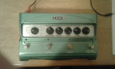 Line 6 DL4 Delay Looper guitar pedal